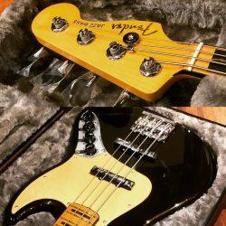 Fender – Jazz Bass American ULTRA