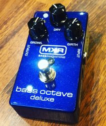 MXR – Bass Octave Deluxe