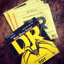 DR Strings – DDT5-45 🤘🏻