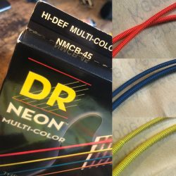 DR Strings – Neon Multicolor🌈