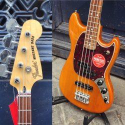 Fender – Mustang® Bass PJ