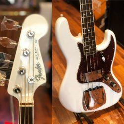 Fender Jazz Bass 70ème anniversaire