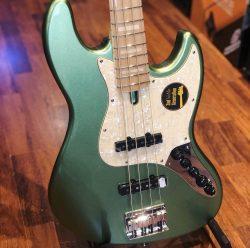 Marcus Miller est vert !